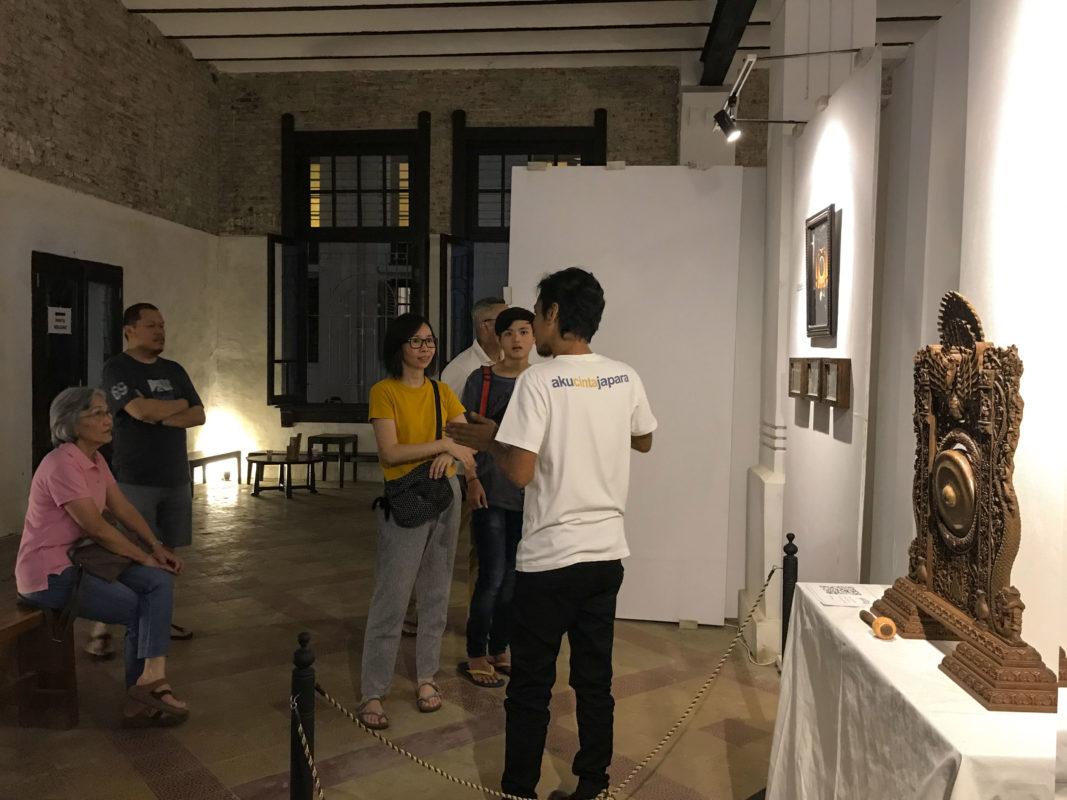 rumah Kartini dan festival kota lama